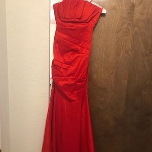 Cache long elegant dress